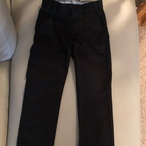 Gap Kids Boys Black dress pants